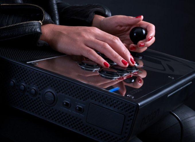Test joystick Nacon Daija Arcade Stick   PS4, PS3, PC, Raspberry PI