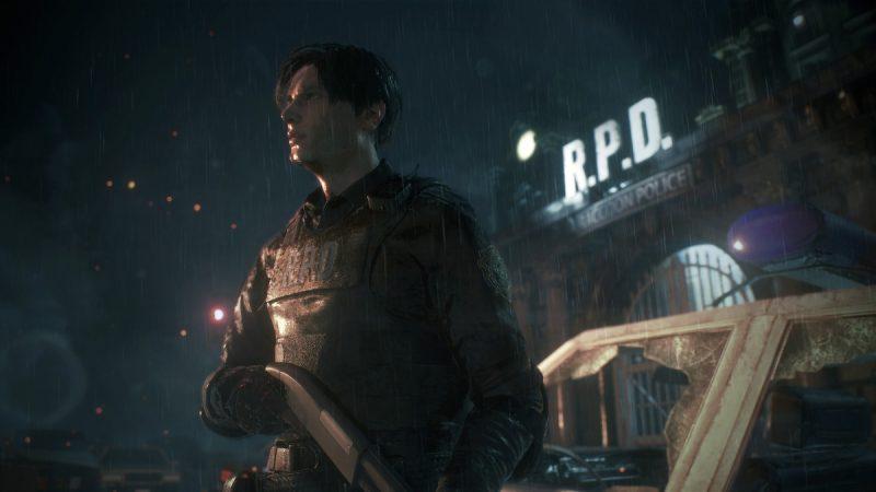 Resident Evil 2 Leon S Kennedy