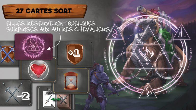 jeu société Boss Quest