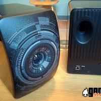 test enceintes KEF LS50 Wireless - Marcel Wanders
