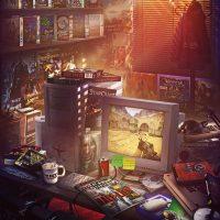 illustration Rachid Rotf - PC - Counter Strike