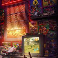 illustration Rachid Rotf - N64 - Zelda Ocarina of Time