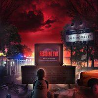 illustration Rachid Rotf - PS1 - Resident Evil