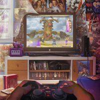 illustration Rachid Rotf - PS2 - Xbox