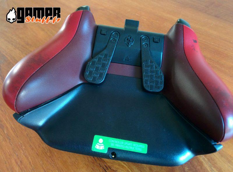 test manette Xbox One - Strikepack FPS Dominator v2