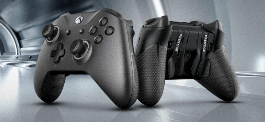 SCUF PRESTIGE, la nouvelle manette haut de gamme pour Xbox One & PC  de Scuf Gaming