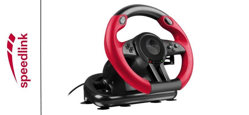 Test Speedlink TrailBlazer – Volant | PS3/4, Xbox One, PC
