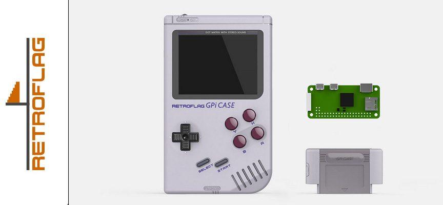Test du boitier Retroflag GPi Case, le GameBoy du futur !