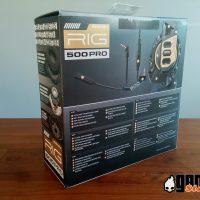 casque gaming Plantronics Rig 500 Pro