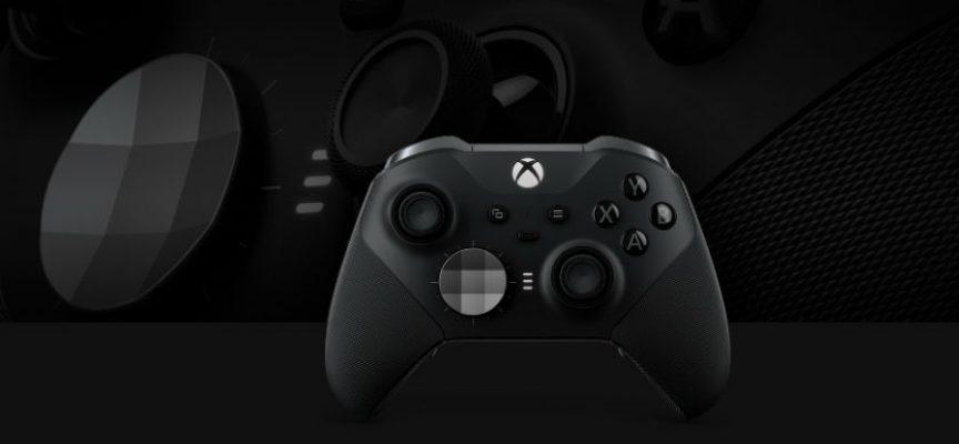 La manette Xbox One Elite Controller Series 2 annoncée en précommande