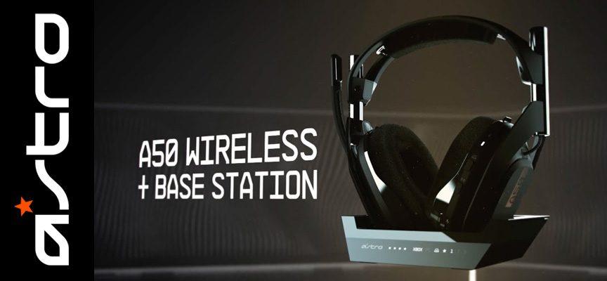 Test Astro A50 Gen 4 – Casque Surround | PS4 / Xbox One / PC