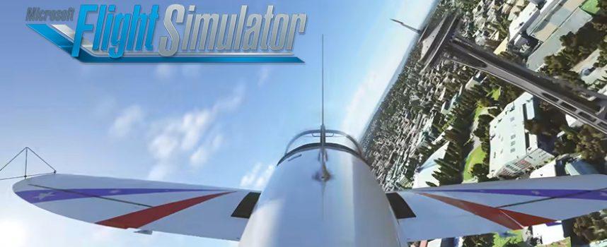 32 ans d'évolution de Microsoft Flight Simulator