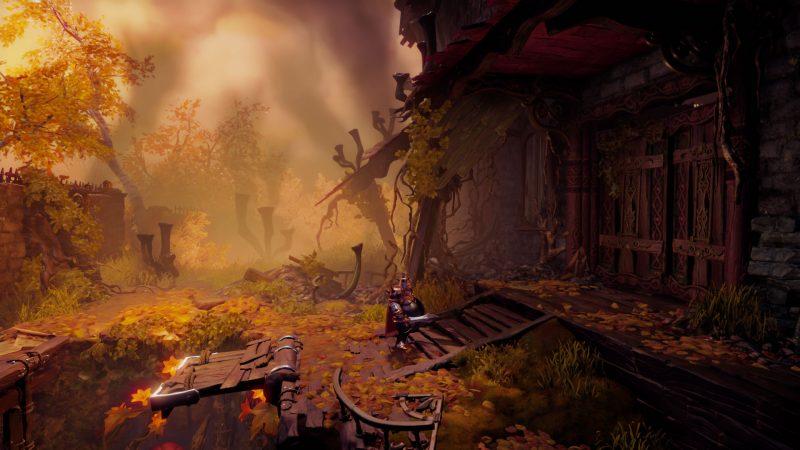 jeu plateforme - Trine 4 The Nightmare Prince - Xbox One / PS4 / Switch / PC