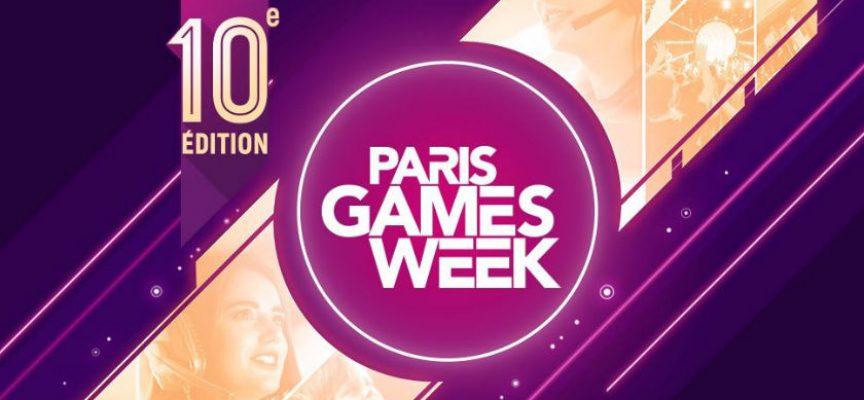 Salon Paris Games Week 2019,  un vent de changement ?