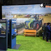 Salon Paris Games Week 2019 - #PGW2019 - Farming Simulator
