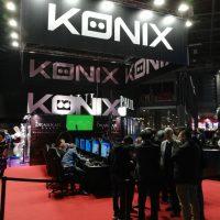 Salon Paris Games Week 2019 - #PGW2019 - Konix