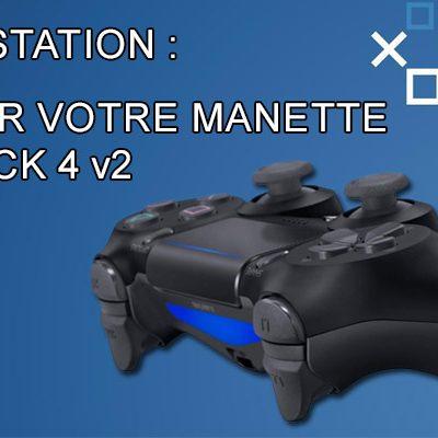 Tuto : démonter une manette PS4 v2