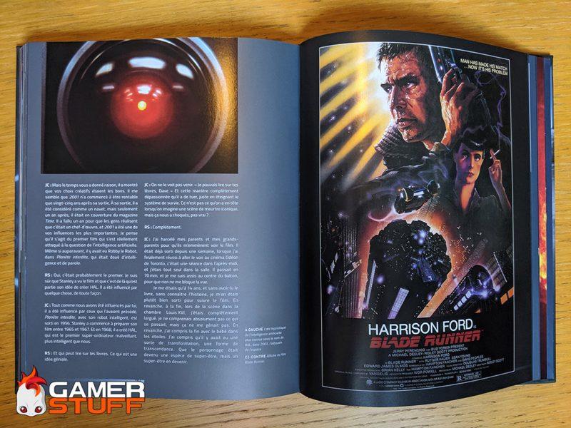 livre Mana Books - James Cameron, histoire de la science fiction