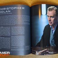 livre Mana Books - James Cameron, histoire de la science fiction - Christophe Nolan