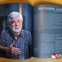 livre Mana Books - James Cameron, histoire de la science fiction - George Lucas