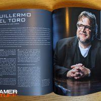 livre Mana Books - James Cameron, histoire de la science fiction - Guillermo Del Toro