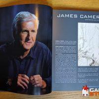 livre Mana Books - James Cameron, histoire de la science fiction - James Cameron