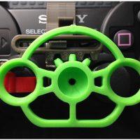 mini volant manette PS3 impression 3D