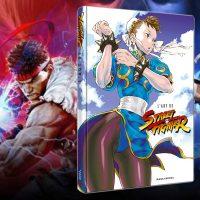 Avis sur le livre L'Art de Street Fighter | Mana Books