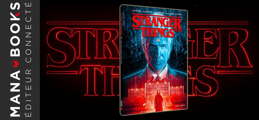 Avis sur la BD Stranger Things SIX | Mana Books