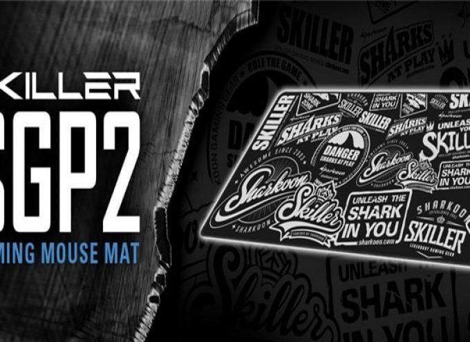 Test Sharkoon Skiller SGP2 – Tapis de souris Gamer