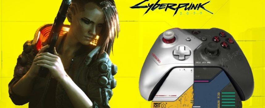 Support de recharge Xbox One Cyberpunk 2077