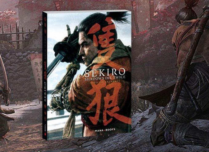 Avis sur le Art Book officiel Sekiro, Shadow Die Twice / Mana Books