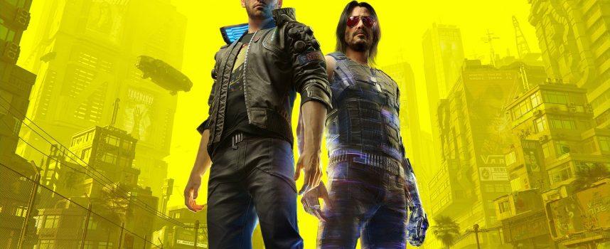 Des accessoires Gamer aux couleurs du jeu Cyberpunk 2077
