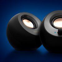 Test Creative Pebble V3  – Enceintes 2.0 USB-C + Bluetooth   PC