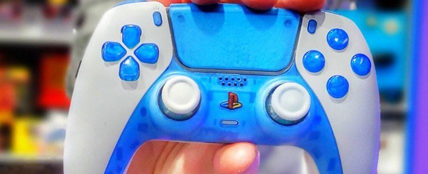 1er mod de manette  Dualsense Playstation 5
