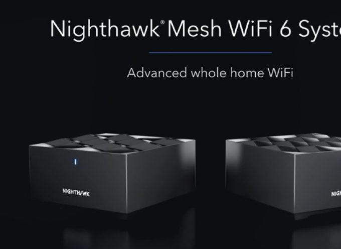 Test Système Wifi 6 Mesh Nighthawk MK62 / Wi-Fi 6