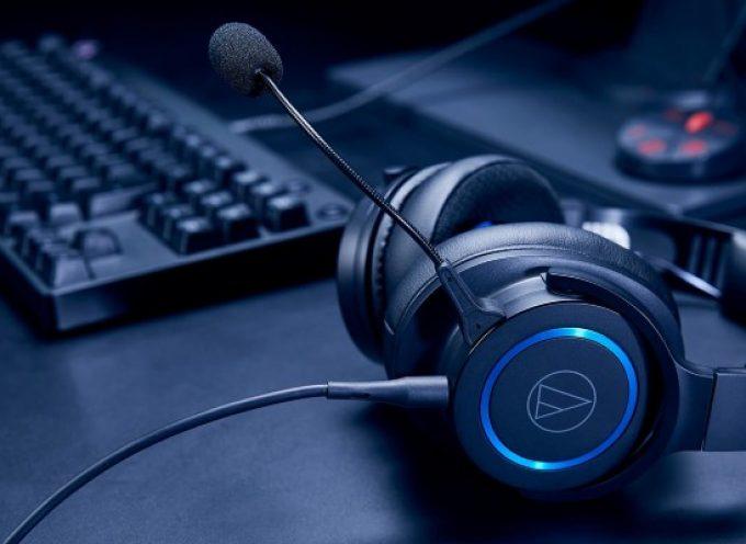 Casque Audio Technica ATH G1 | PS4 / PS5 / Xbox One / Xbox Series / PC