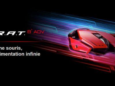 Test Mad Catz R.A.T 8+ ADV – Souris   PC / Mac