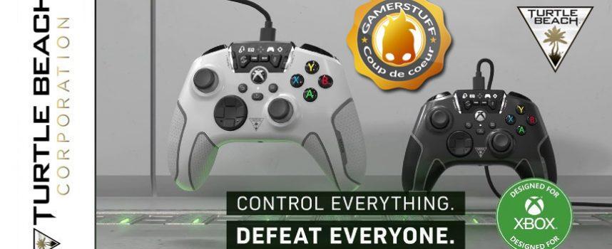 Manette Turtle Beach Recon | Xbox One / Xbox Series / PC